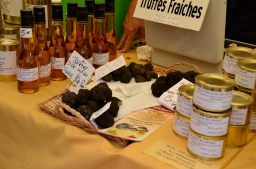The Perigord is world-renowned for the black truffle. The season extends from early November until mid January.