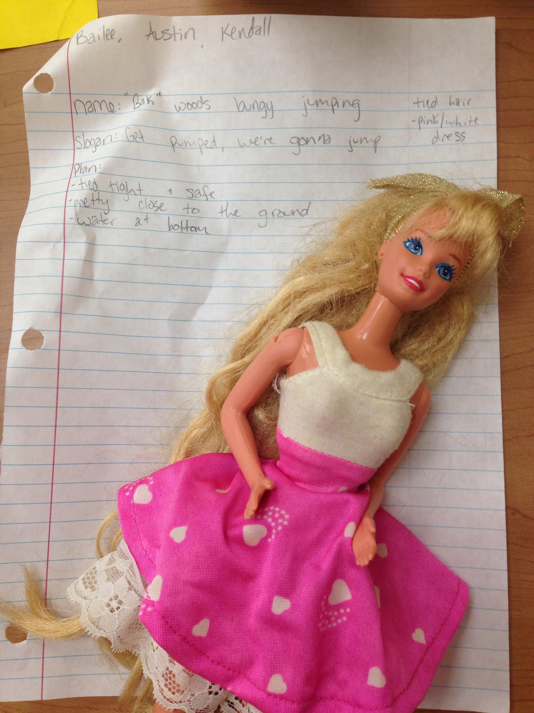 Barbie Bungee
