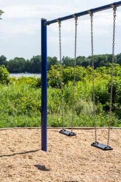 Module de jeux - Parc national des Îles-de-Boucherville de la Sépaq | lavietoutsimplement.com #parcsquebec