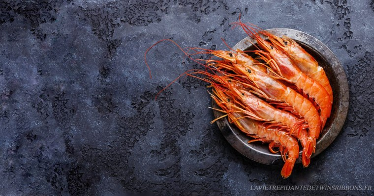 fumet de crevettes