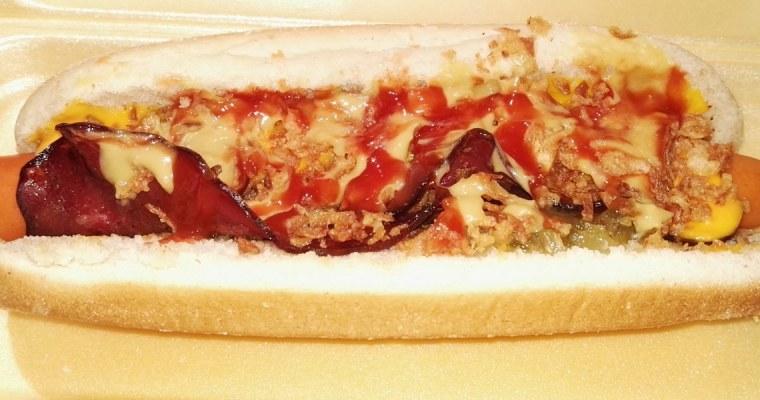J'ai testé pour vous : le Hot Dog New York – Time Square – Cergy