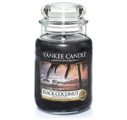 BOUGIE BLACK COCONUT – YANKEE CANDLE