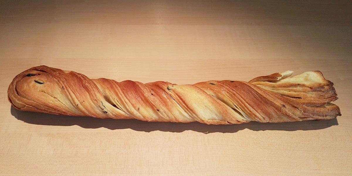 J'ai testé pour vous : la baguette feuilletée – Boulangerie Les Délices de la gare – Pontoise