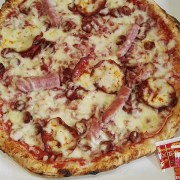 PIZZA CHARCUTIERE  A LA BONNE PIZZA