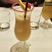 Cocktail sans alcool borabora – Restaurant Le 8
