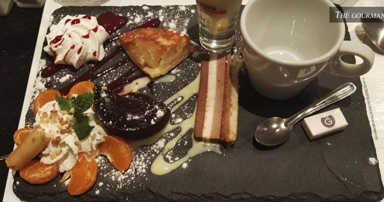 J'ai testé pour vous : le thé gourmand – Restaurant Le 8