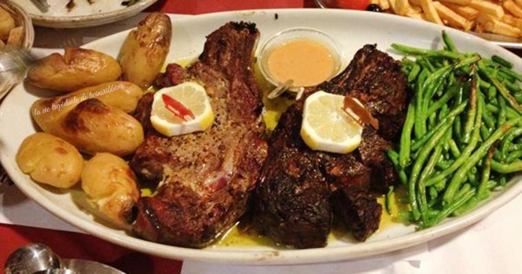 Côte de bœuf – Pedra Alta