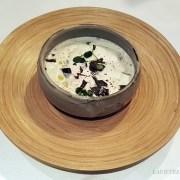 soupe de châtaigne – restaurant de La Bourgogne