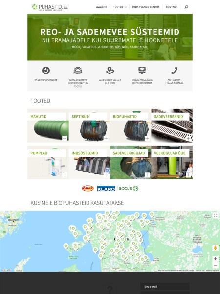 puhastid-veebileht