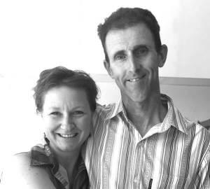 Peter and Kara Schaffler