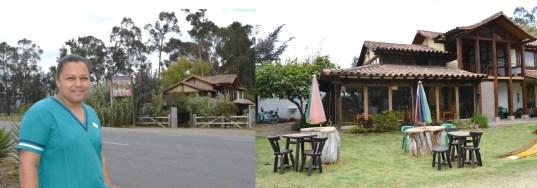 Su nuevo restaurante está ubicado por la variante de Ubaté, en medio de las glorietas de Lenguazaque y Chiquinquirá. La Villa.