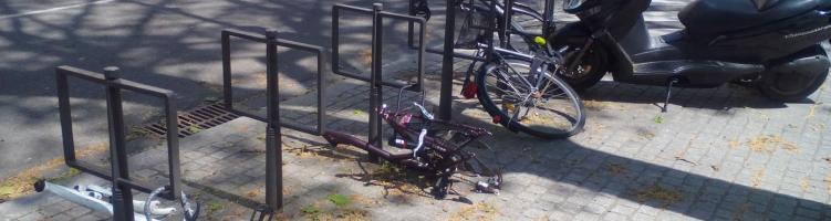 Stationnement sécurisé des vélos