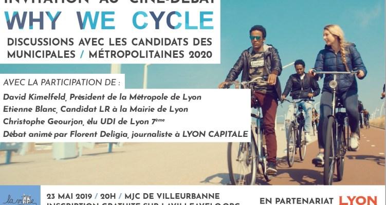 COMPLET ! La Ville à Vélo vous invite à un ciné-débat autour du documentaire WhyWeCycle
