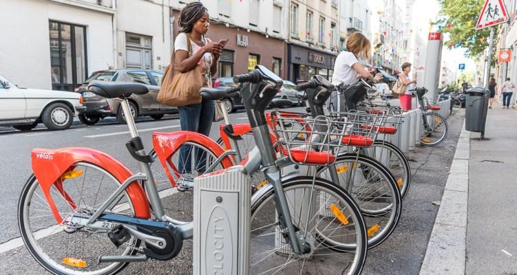 Communiqué de presse : vague de dégradation des Vélo'v dans la Métropole de Lyon