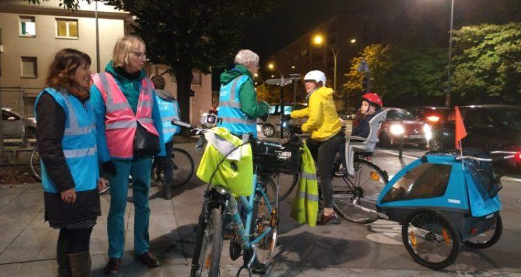 Compte rendu de la réunion La Ville à Vélo Villeurbanne du 5 Novembre