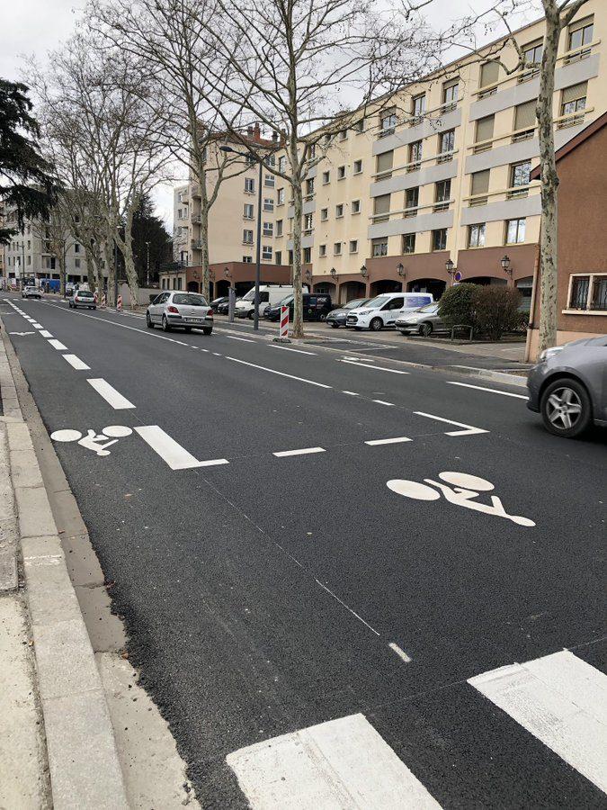 Avenue du Point du jour
