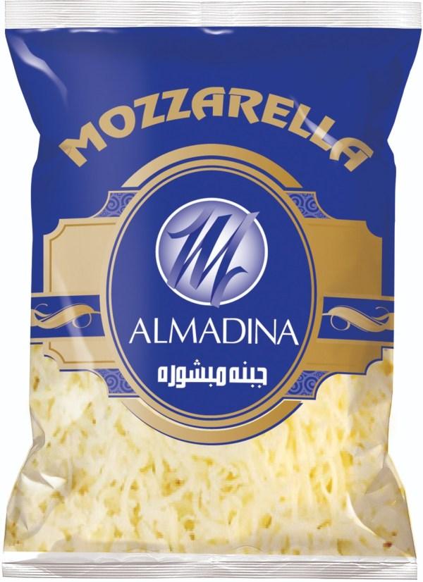 Mozzarella mixture grated (100G) 1