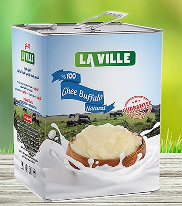 Margarine A buffalo Laville 1