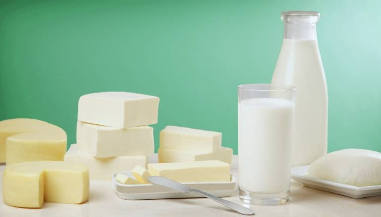 Dairy products and their substitutes .. What are their health benefits?