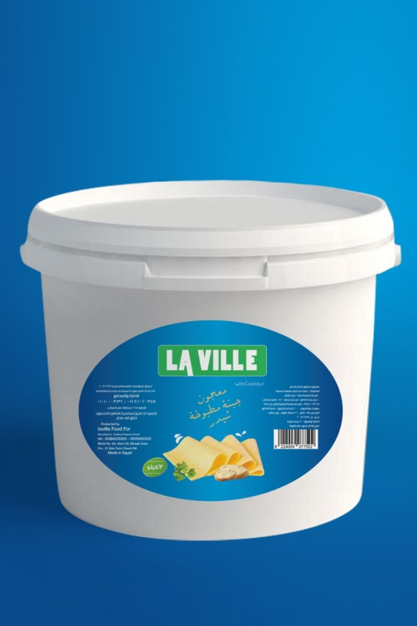 Cheese paste cooked with cheddar 3kg 1