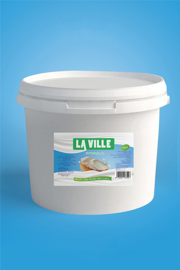 Cheese paste cooked with the taste of cream 3 kg 1