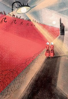 «Рассказ служанки» — Маргарет Этвуд — отзыв на книгу