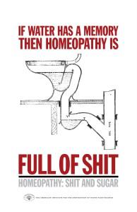 Гомеопатия лженаука