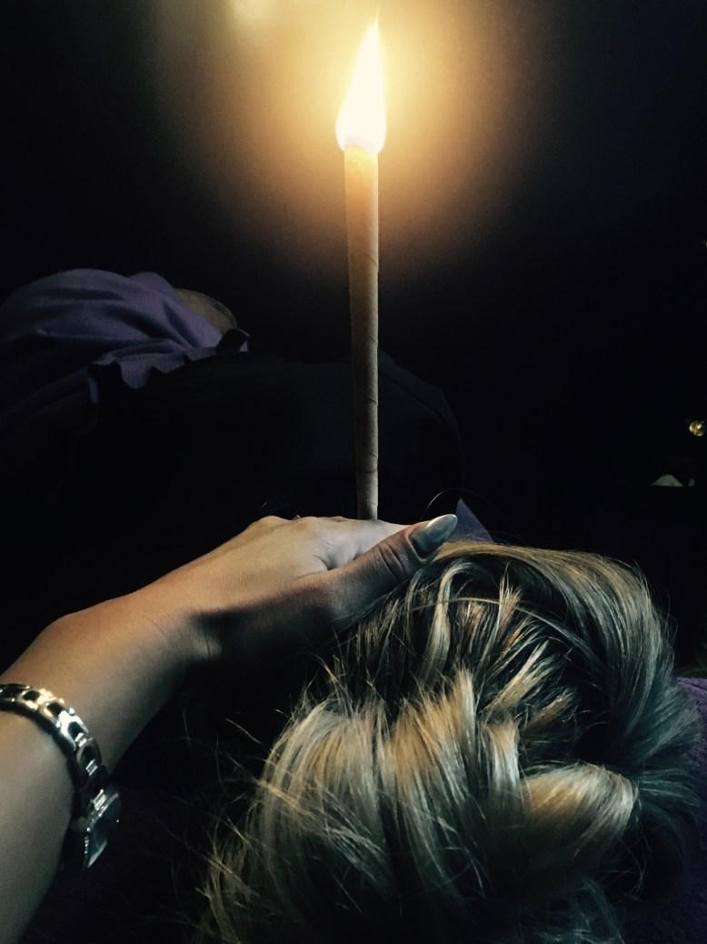 Hopi Ear Candle