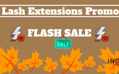 Eyelash Extensions Cincinnati Promotion