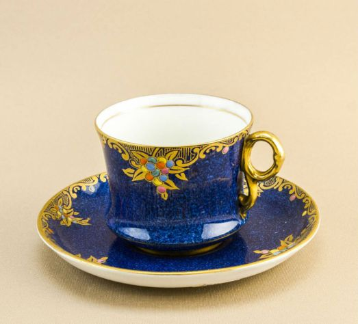 1920s coffee cup