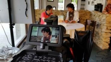 Programa con el escritor Andres Pascual en Larruzz, con Jon Fano y JabierCalle (19)