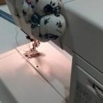 Macchina da cucire:come si infila?