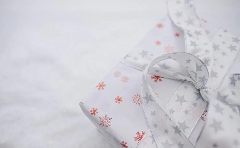 gift, box, loop