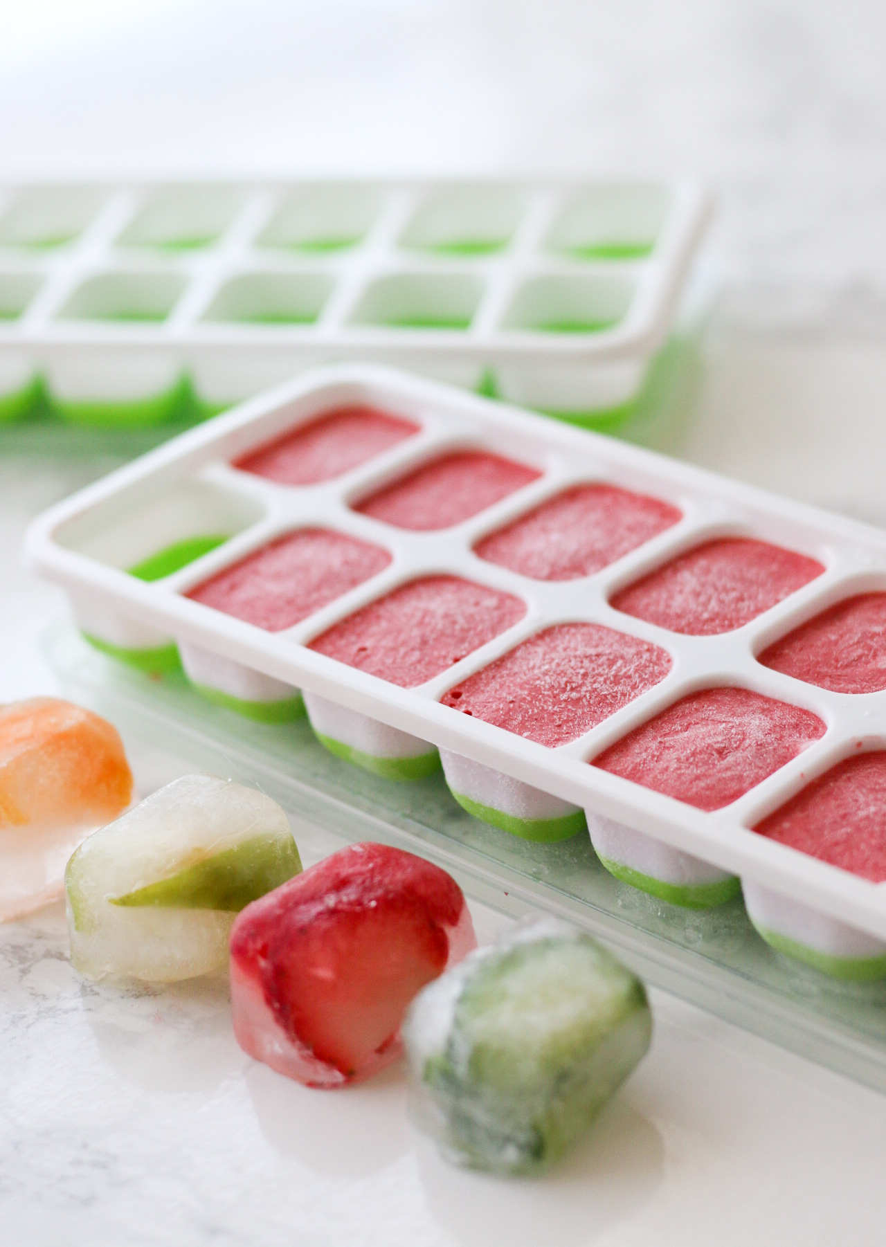 10+ CREATIVE USES FOR ICE CUBE TRAYS