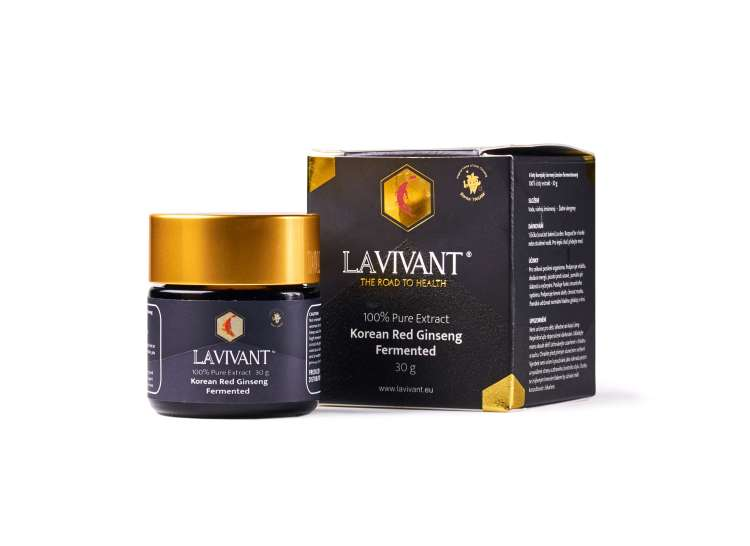 Lavivant natural fermented extract for health and wellness