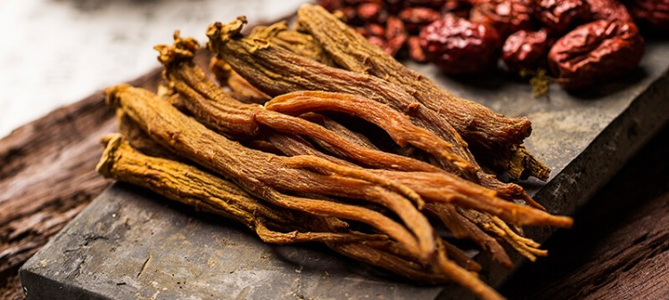 Lavivant extracts, capsules and teas are made from Korean red ginseng