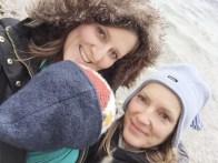 Mit meiner Tante