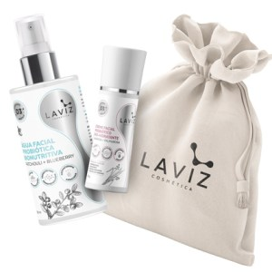 Conheça o Kit Laviz