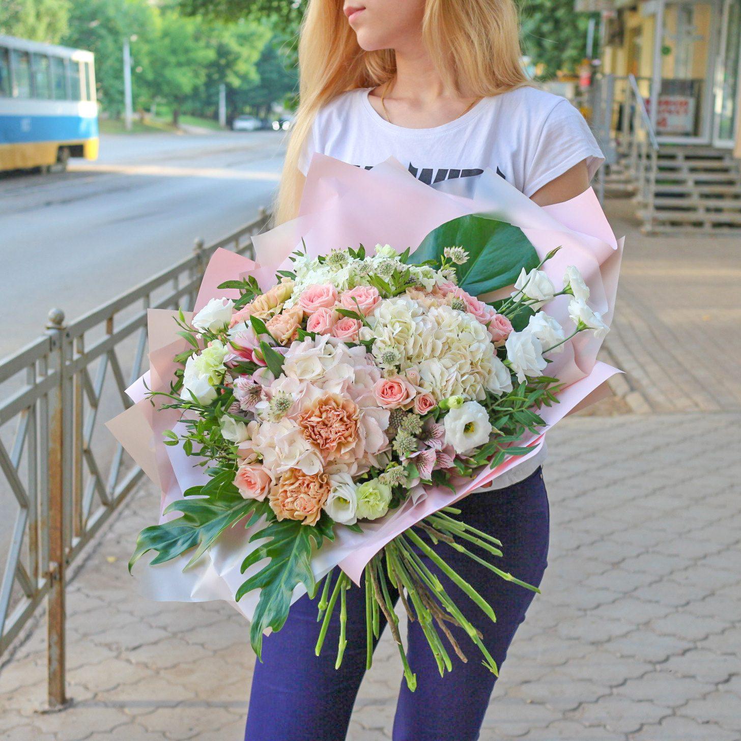 Цветы Уфа букеты