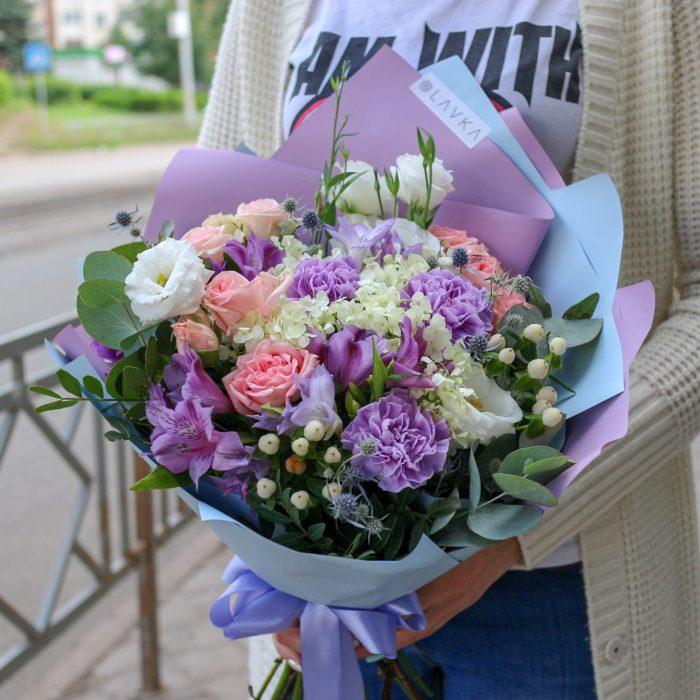 Доставка цветов вУфе