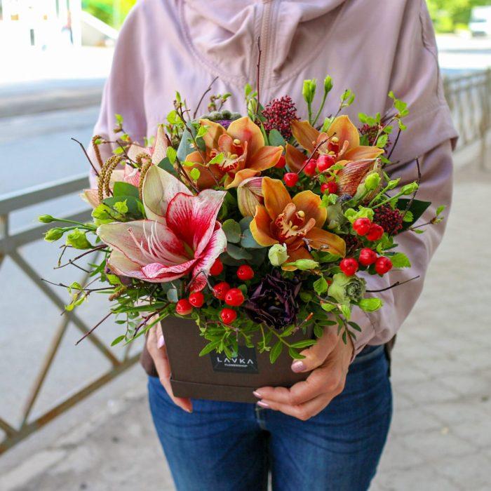 Заказать цветы Уфа
