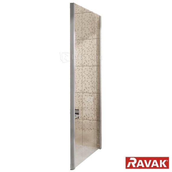 Неподвижная стенка Ravak Blix Transparent BLPS-100 сатин