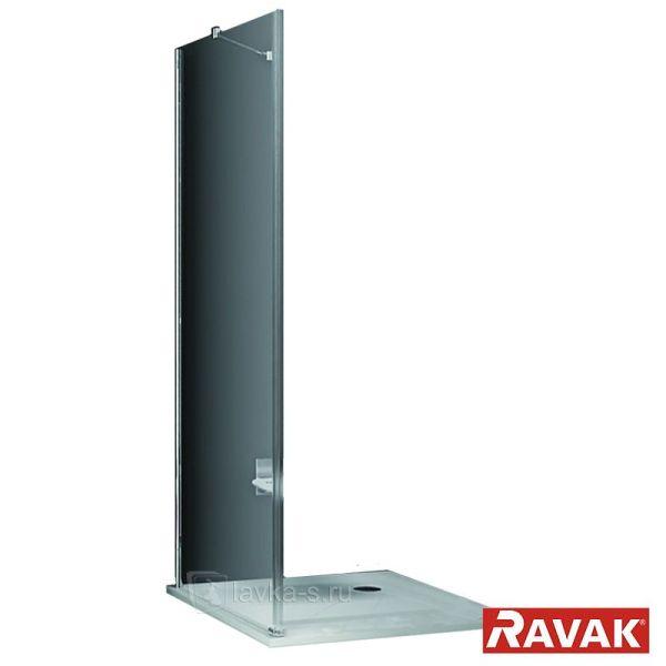 Неподвижная стенка Ravak SmartLine Transparent SMPS-90 L хром