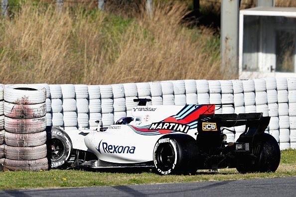 Формула 1 2017 тесты Ленс Стролл