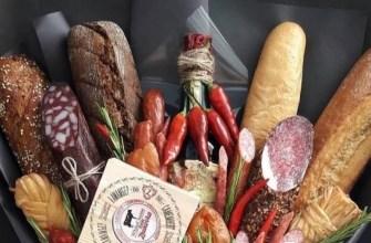 Букеты из колбасы в СПб