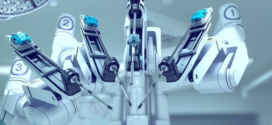 медецинский робот