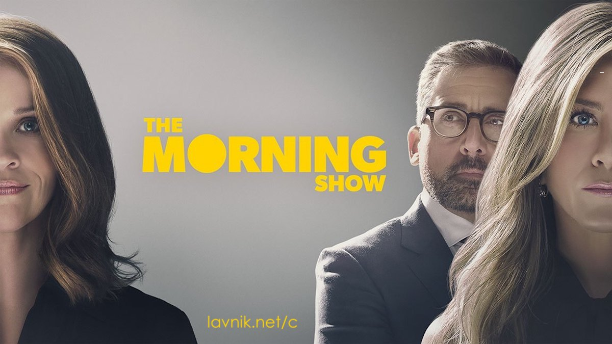 TV shows apple tv + Morning show