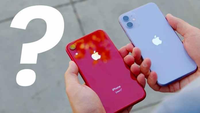 iPhone 11 и iPhone XR: что купить?