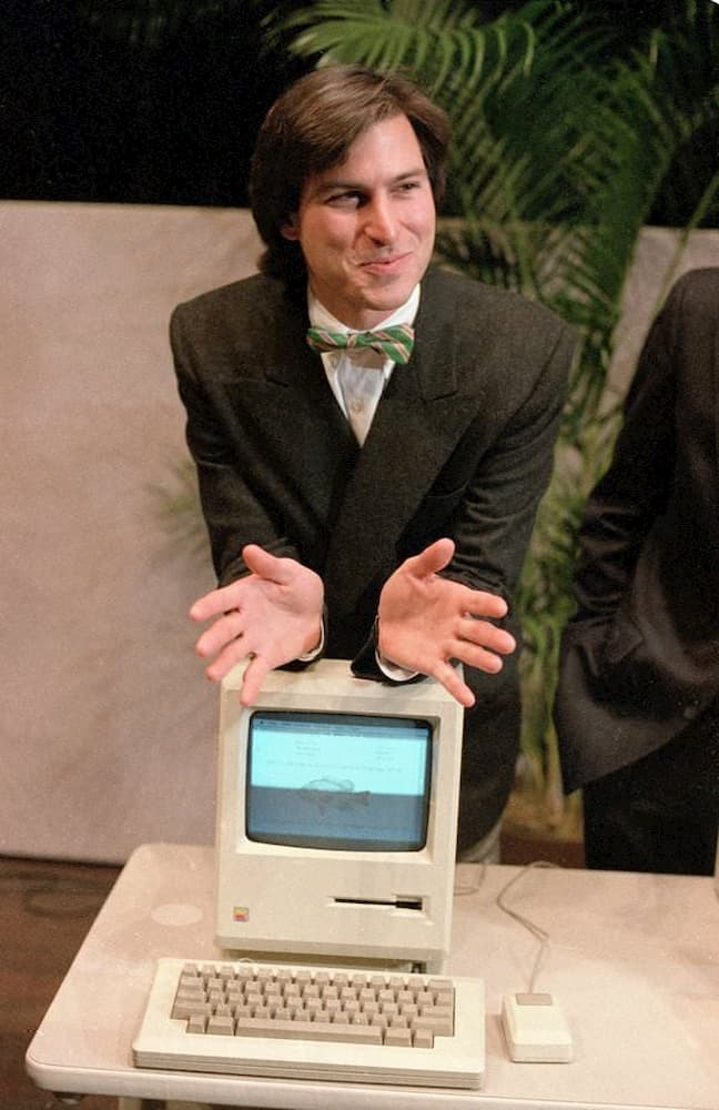 1984 год: презентация Macintosh