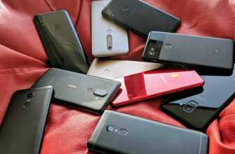 ТОП-3 бюджетных смартфонов
